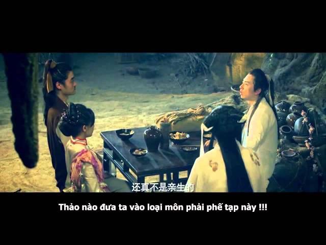 Cô Cô và Dương Quá phiên bản bựa =))
