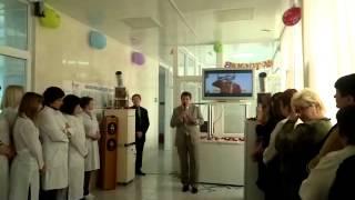 Выступление главного врача Гильмутдинова Р.Г. 8 марта