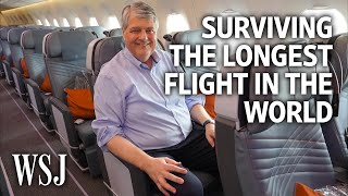 Video How to Survive the Longest Flight in the World MP3, 3GP, MP4, WEBM, AVI, FLV Desember 2018