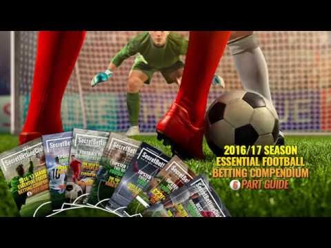 Essential Football Betting Compendium 2016/17 Season
