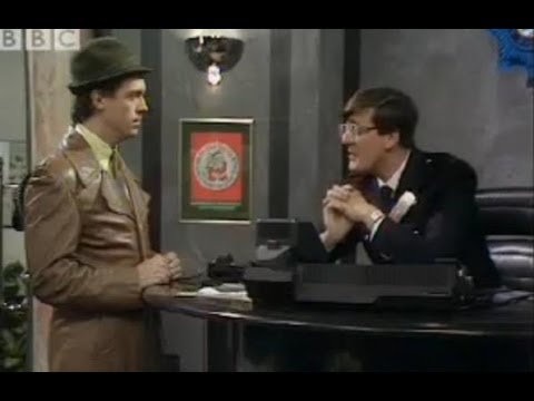 Welcome to the Private Police Force - Stephen Fry & Hugh Laurie - BBC comedy