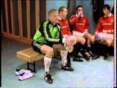 Banned Commercials - Pepsi - Manchester United Commercial