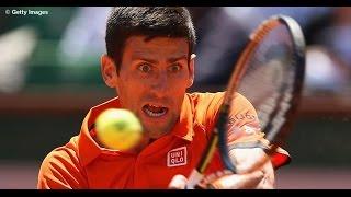 Tennis Highlights, Video - [HD]Novak Djokovic vs Andy Murray Highlights HD Roland Garros 2015
