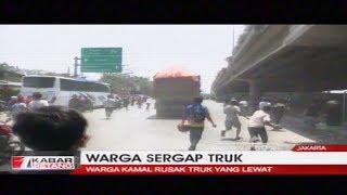 Video Satu Truk Lindas Pemotor, Warga Kamal Rusak Sejumlah Truk Yang Lewat MP3, 3GP, MP4, WEBM, AVI, FLV Oktober 2018