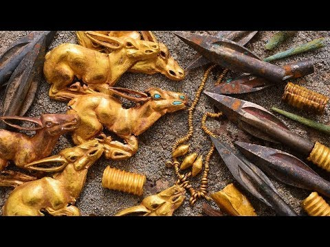 12 Most Mysterious Archaeological Artifacts