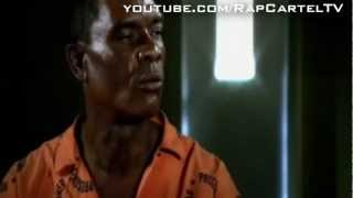 THIS FOOTAGE WAS FILMED IN SOUTH AFRICA, CAPE TOWN PRISON, this prisoner has the highest ranking of 28 stars that means he is one of the most respected priso...