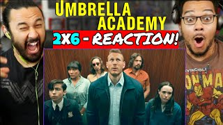 THE UMBRELLA ACADEMY   S2, Ep. 6 A Light Supper - REACTION! by The Reel Rejects