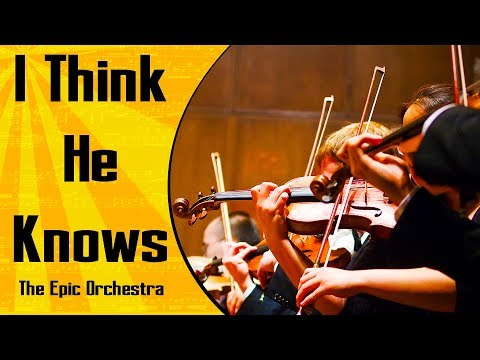 Taylor Swift - I Think He Knows   Epic Orchestra