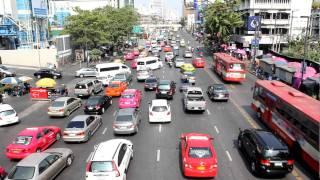 Bangkok City - Road Of Bangkok City 2011 - I LOVE THAILAND Rd.