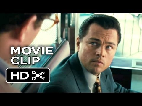 The Wolf of Wall Street (Clip 'How Much Money Do You Make?')