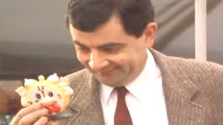 Mr. Bean - Returning The Lost Baby