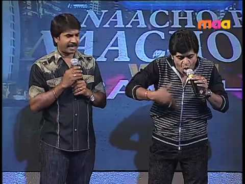 Nacho re rambha: ali comedy