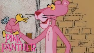 """The Pink Panther in """"Pink Quackers"""""""