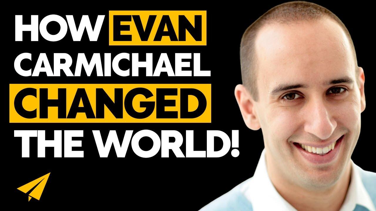 Introduce Someone To Evan Carmichael - Happy Birthday Evan (Fan Tribute) @EvanCarmichael