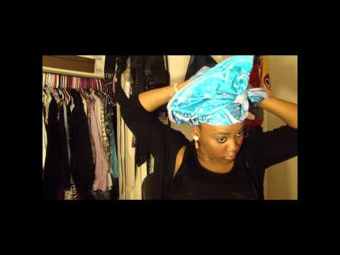 TUTORIAL ON HOW TO TIE GELE OO (LAUGH AND BE BLESSED)