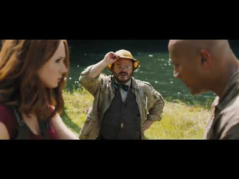 Jumanji 2 Welcome to the Jungle Official Trailer 2 2017 Dwayne Johnson Kevin Hart Movie HD
