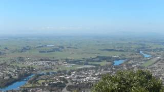 Ngaruawahia New Zealand  city photo : Hakarimata Summit - Ngaruawahia, Waikato, New Zealand
