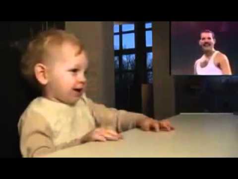 Baby Freddie Mercury Fan