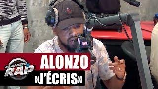 """Alonzo """"Terrain Acapella"""" & """"J'écris"""" #PlanèteRap"""