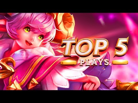 Arena Of Valor - Top 5 Plays - Episode #3