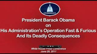 Nonton President Obama's Non-Answer to Deadly Operation Fast and Furious Film Subtitle Indonesia Streaming Movie Download