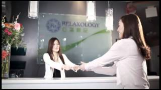 RELAXOLOGY WELLNESS TV COMMERCIAL - CANTONESE