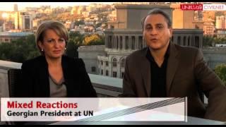 Armenia News Digest - Friday, September 27, 2013