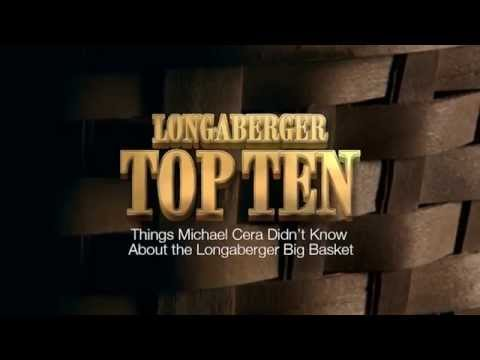 Top 10 Things Michael Cera Doesn't Know About The Longaberger Big Basket