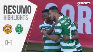 Video Highlights   Resumo: Nacional 0-1 Sporting (Liga 18/19 #30) MP3, 3GP, MP4, WEBM, AVI, FLV April 2019