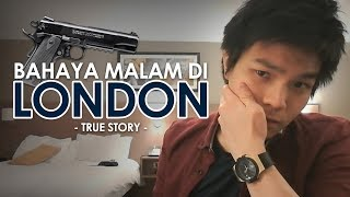 Video BAHAYA MALAM di LONDON! Mahasiswa Ditodong PISTOL & Jalur Proses ke Polisi Inggris - RyanTale #6 MP3, 3GP, MP4, WEBM, AVI, FLV November 2018