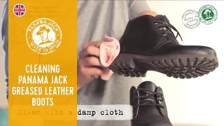 Download Lagu How to Clean Your Panama Jack Greased Leather Boots Mp3