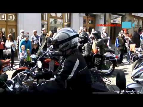 Start motorkářské sezóny v Olomouci