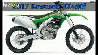 5. 2018  Kawasaki KX450f Announcement Photos !