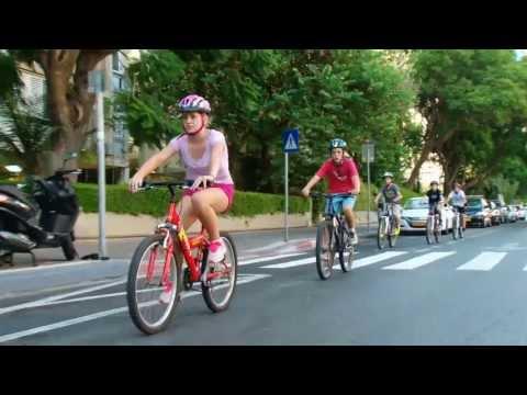 נעים על אופניים - מתחילים לרכוב