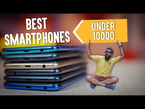 TOP 6 MOBILE PHONES UNDER 10,000 BUDGET - MAY 2019 ⚡⚡⚡