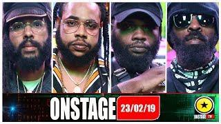 Video Squash, Chronic Law, Spragga Benz, Protoje - Onstage February 23 2019 (Full Show) MP3, 3GP, MP4, WEBM, AVI, FLV Juli 2019