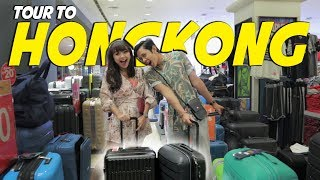 Video AKHIRNYA BISA HONEYMOON KE HONGKONG , YEEYYY - HVLOG #105 MP3, 3GP, MP4, WEBM, AVI, FLV Juli 2019