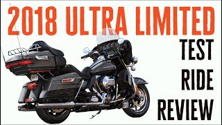 3. 2018 Ultra Limited | Test Ride Review 8