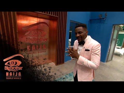 Day 1: Ebuka takes us on a tour | Big Bother: Double Wahala | Africa Magic