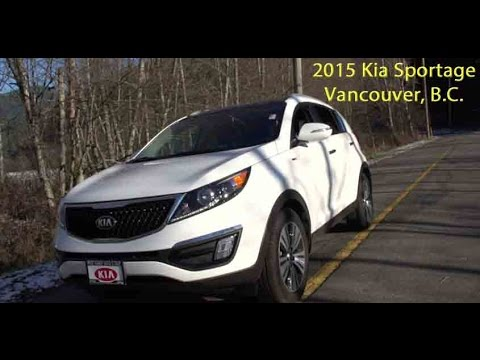 2015 Kia Sportage Review / Test Drive | West Coast Kia, Vancouver B.C.