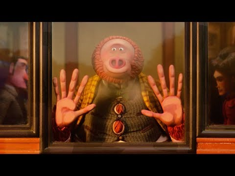 The First Trailer for Missing Link