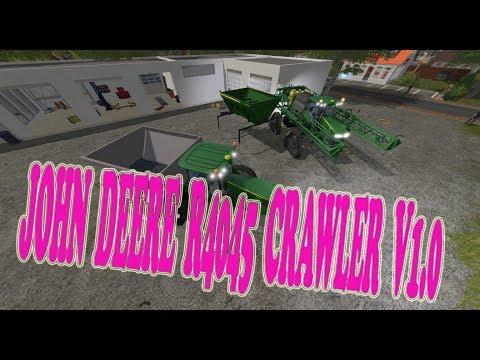 John Deere R4045 Crawler v1.0