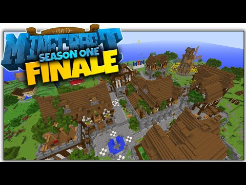 How To Minecraft | #105 | How To Minecraft Season One FINALE (How To Minecraft SMP)