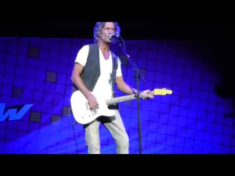 Billy Squier, Lonely Is The Night/In The Dark, 9/20/14, At Honda Center