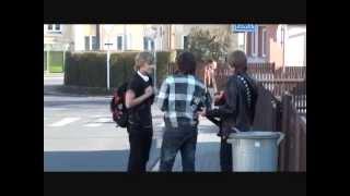 Video On The Way - Rocker (music video)