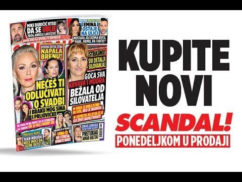 SCANDAL NOVINE: Bobina bivša žena napala Brenu: Nećeš ti odlučivati o svadbi mog sina i Prijovićke!