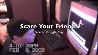 Scare Your Friends - JOKE! YouTube video