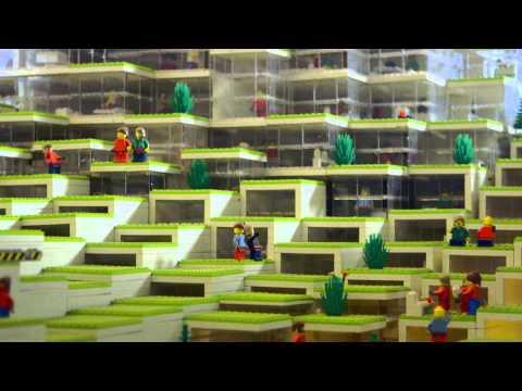 A Lego Brickumentary (Clip 'Lego Architect')