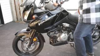 10. 2004 Suzuki Vstrom 1000