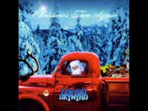 Tekst piosenki Lynyrd Skynyrd - Rudolph the Red-Nosed Reindeer po polsku